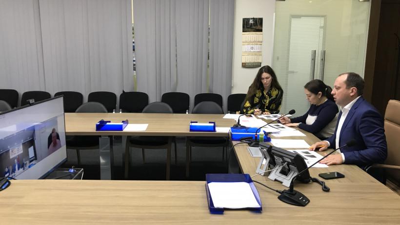 Расселение аварийного жилья в Сергиево-Посадском округе обсудили на совещании в Минстрое