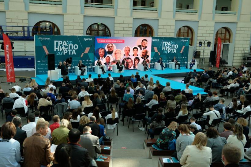 Роман Терюшков: «Форум «Живу спортом» за три года вырос в федеральную площадку»