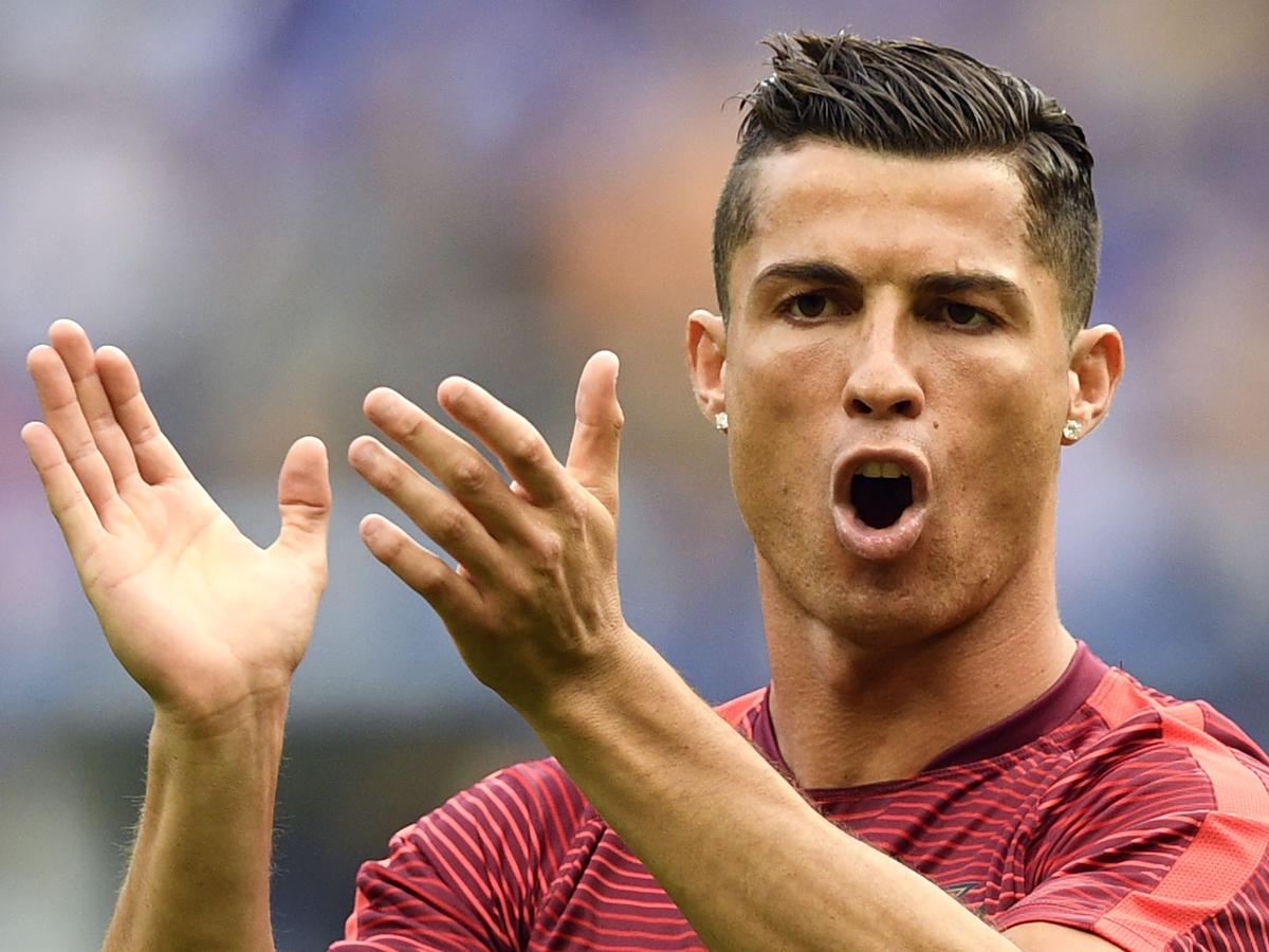 Роналду вторым в истории забил 100 голов за сборную