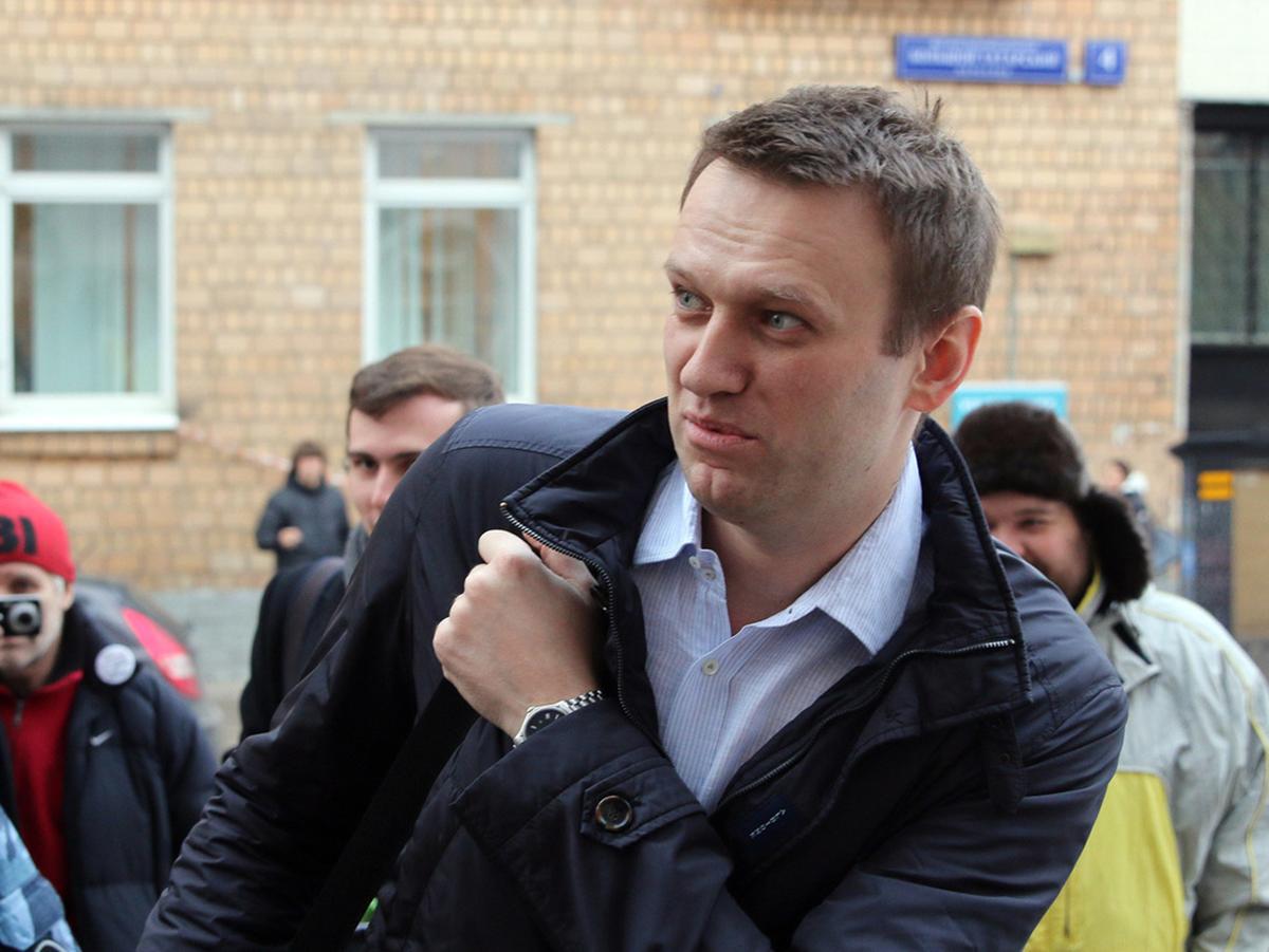 Россия поставила перед ЕС девять вопросов об обвинениях по отравлению Навального