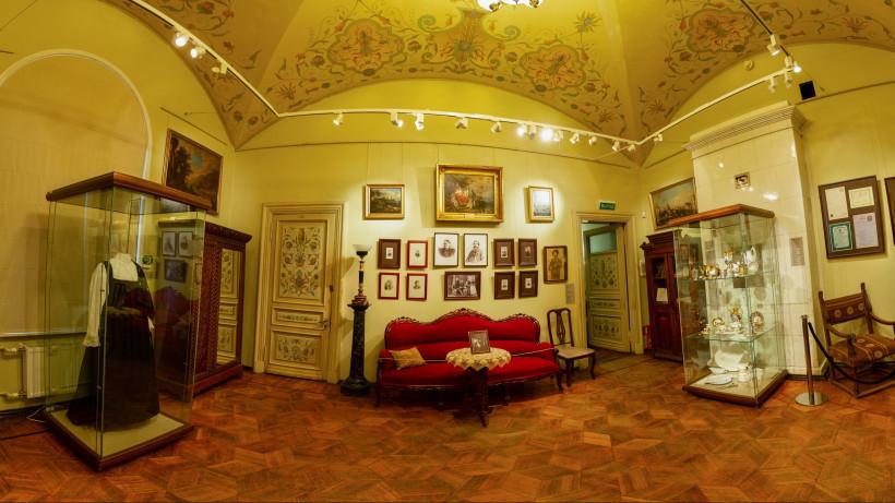 Серпуховский историко-художественный музей отмечает 175-летие Анны Мараевой