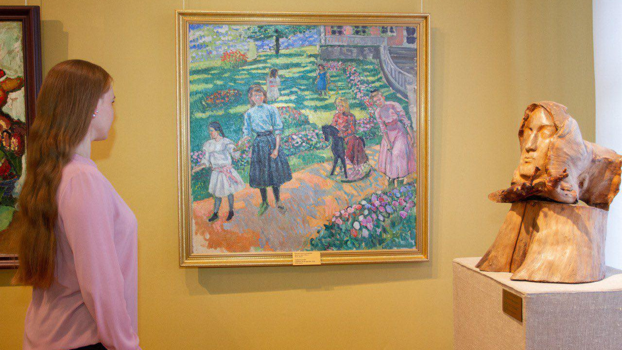 Серпуховский музей представит выставку работ авангардных художников