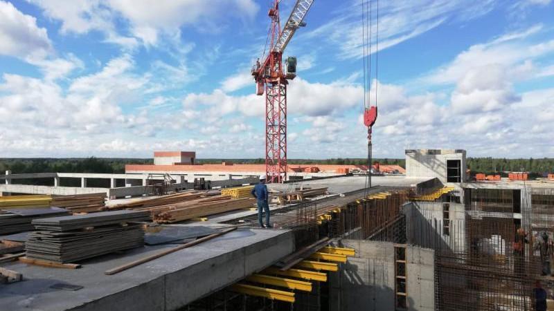 Школу на 550 мест построят в Электрогорске к 1 сентября 2021 года
