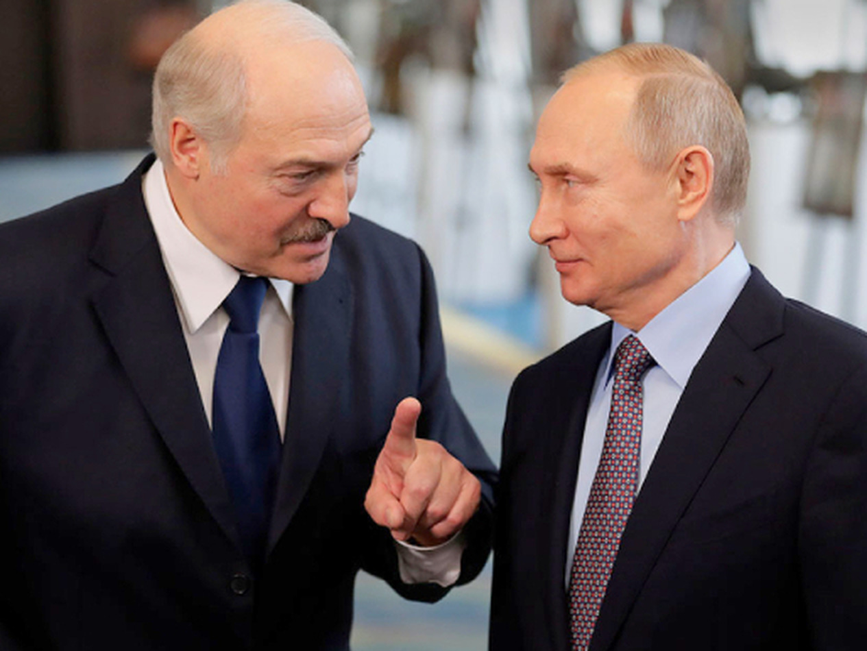 СМИ: Владимира Путина ошеломили белорусские протесты