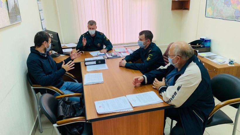 Сотрудники Главгосстройнадзора провели 26 встреч с жителями Подмосковья за неделю