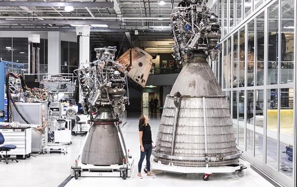 SpaceX испытала вакуумный вариант двигателя