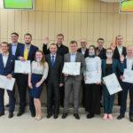 Спортивным тренерам Подмосковья вручили свидетельства по социальной ипотеке