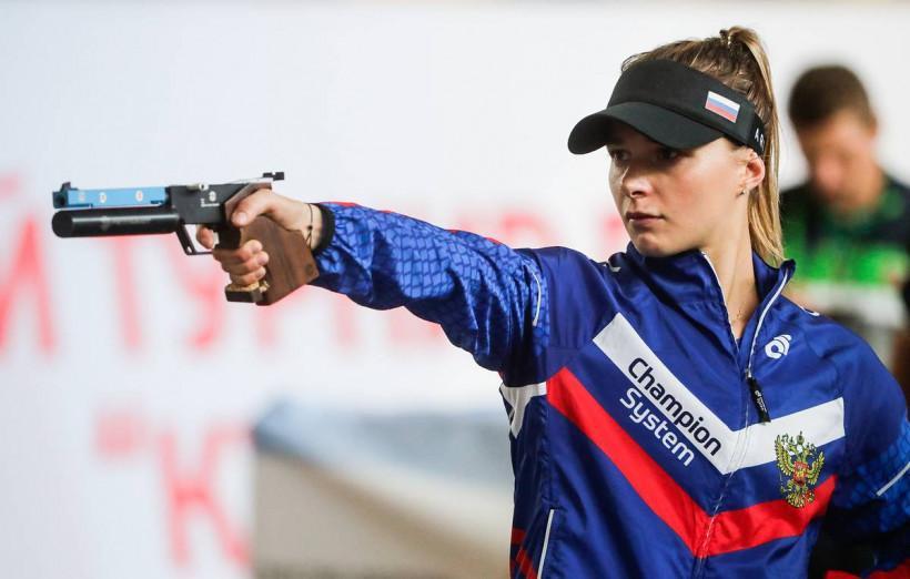 Спортсменки из Подмосковья завоевали 6 медалей чемпионата России по пятиборью