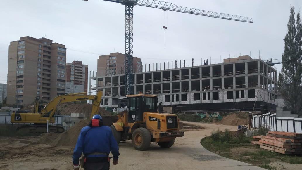 Строительство школы на 825 мест во Фрязине планируется завершить в 2021 году