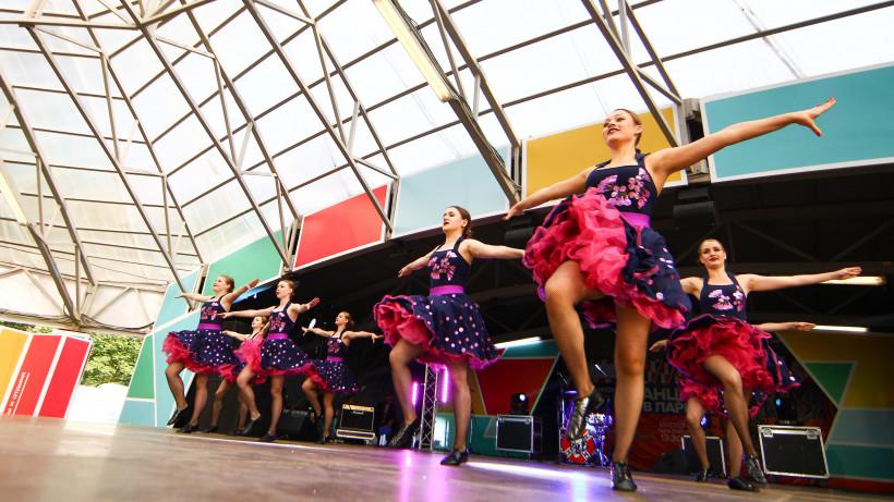 Общероссийский проект «Танцуй в парках» прошел в Химках