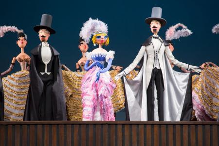 Театр кукол Образцова посвятит «Необыкновенный концерт» медработникам