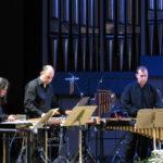 Трансляция концерта ансамбля «Страсбургские ударные» (Франция)