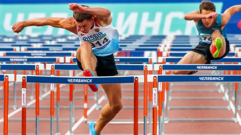 Тринадцать наград завоевали подмосковные легкоатлеты во второй день соревнований