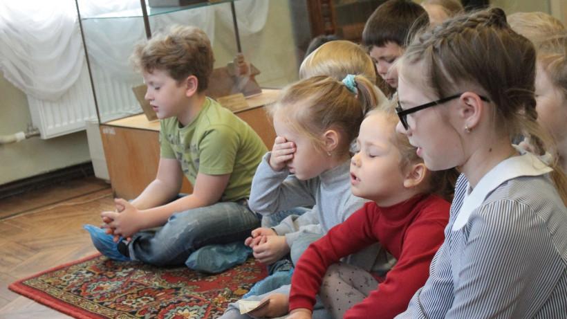 Творческий курс для детей «НЕскучный музей» открывается в Серпухове