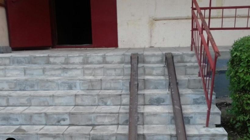 УК отремонтировала ступени и плитку дома в Балашихе после вмешательства Госжилинспекции