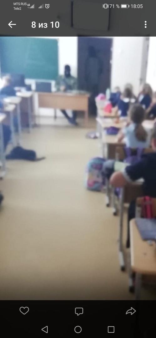 Школьников в Тюмени «взяли в заложники» на уроке ОБЖ: ребенку стало плохо