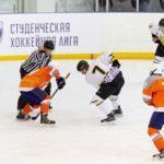 В Дмитрове стартует финал Студенческой хоккейной лиги