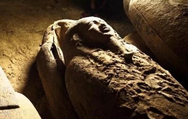 В Египте нашли уникальные гробы возрастом 2500 лет