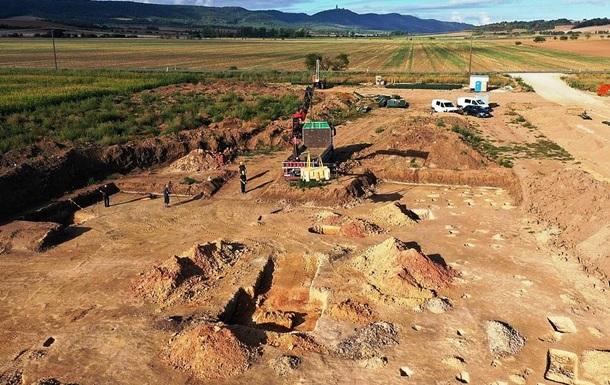 В Германии нашли загадочную древнюю гробницу