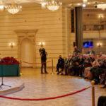 В Москве состоялась церемония награждения государственными наградами деятелей культуры и искусства