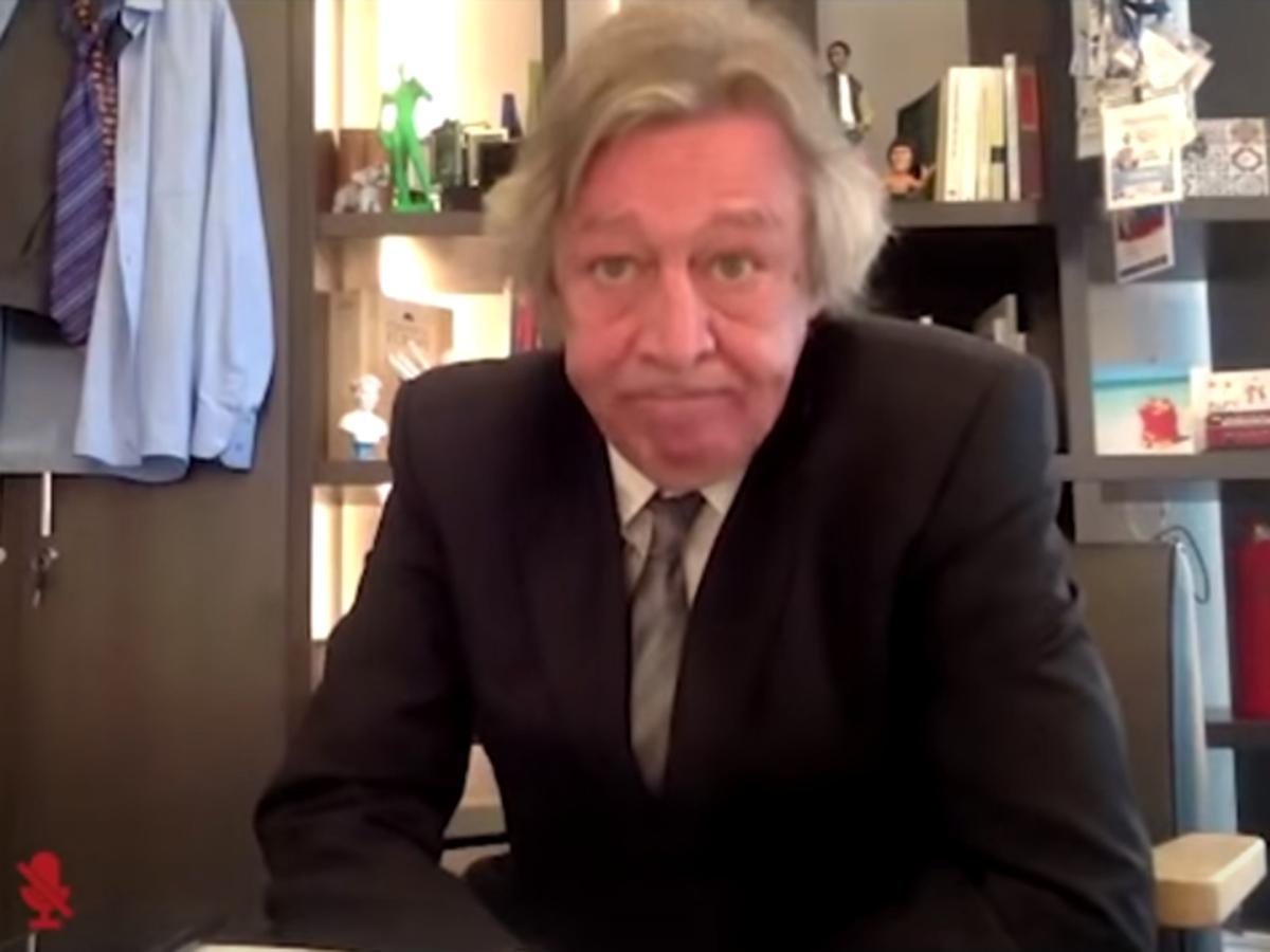 В своей последней роли перед ДТП Ефремов сыграл адвоката