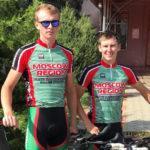 Велогонщики из Московской области поднялись на пьедестал Кубка России