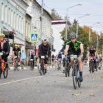Велосипедисты вышли на старт последнего подмосковного этапа Gran Fondo в сезоне