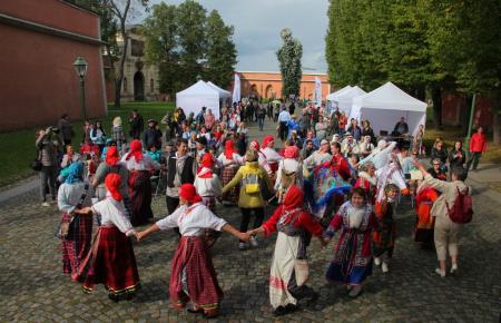 Всероссийский фестиваль малочисленных финно-угорских и самодийских народов