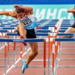 Второй день чемпионата и первенства России принес подмосковным легкоатлетам 13 медалей