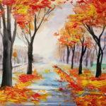 Выставка детских работ «Яркие краски осени»