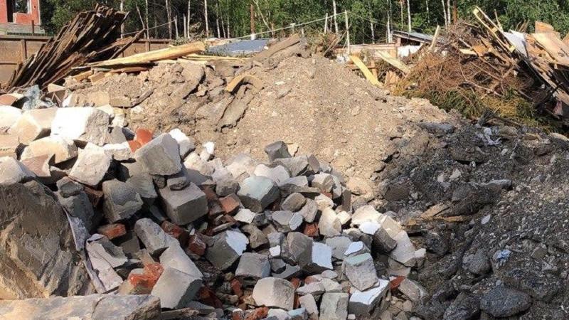 Законопроект Минэкологии региона позволит решить проблему оборота строительных отходов