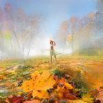 «Закружилась осень золотая»