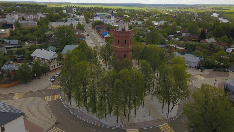 Жителям Московской области рассказали о лучших смотровых площадках региона