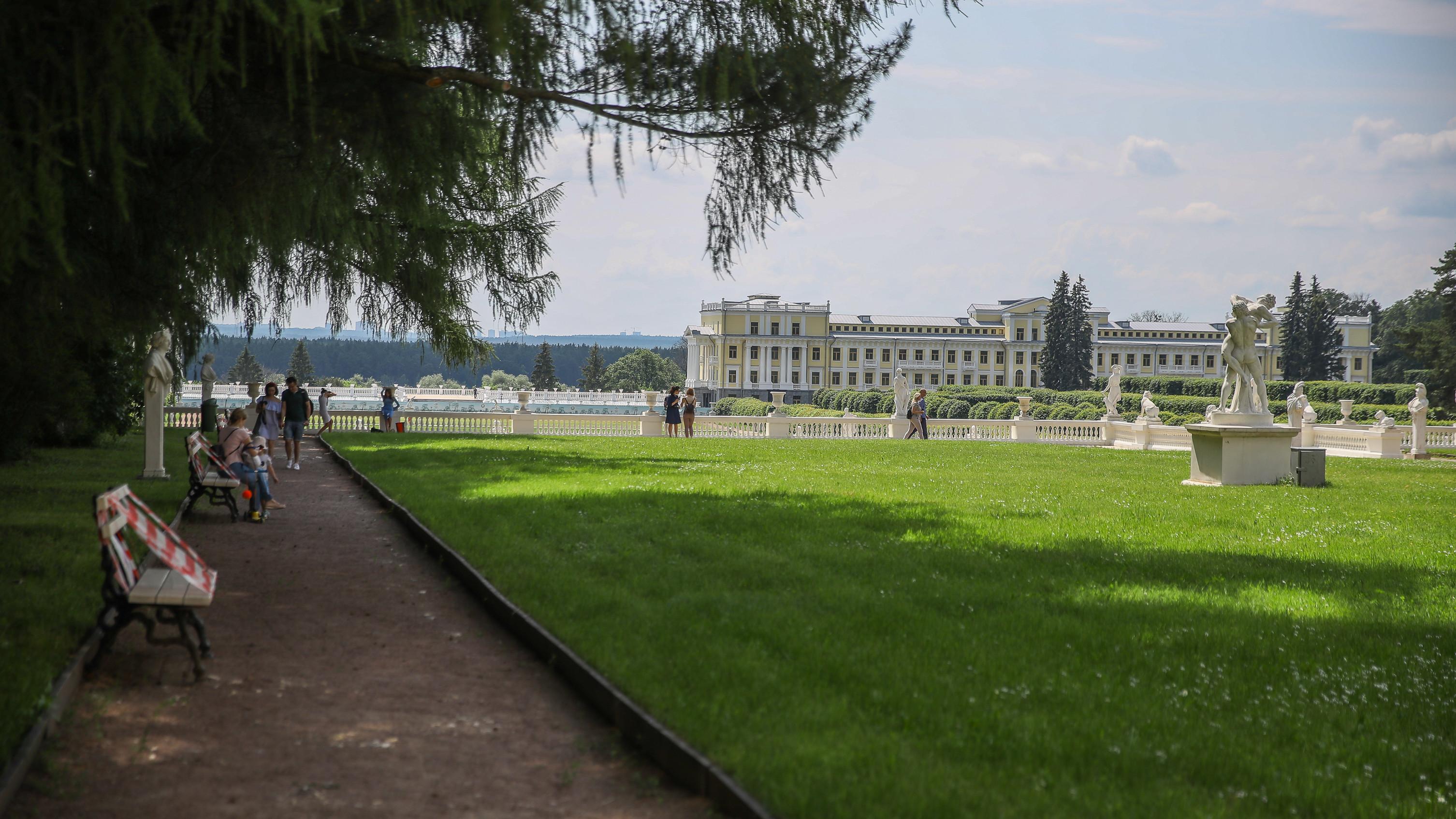 Жителям региона рассказали о самых популярных туристических местах Московской области