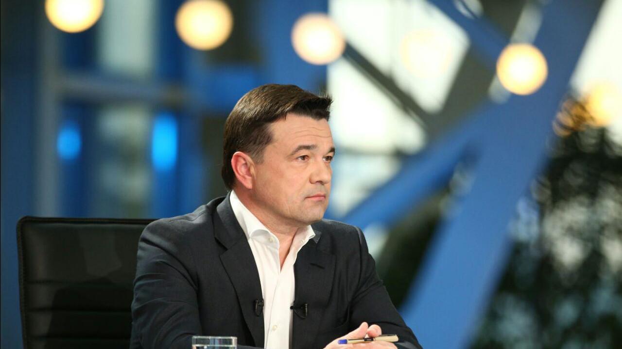 Андрей Воробьев вошел в топ-3 рейтинга цитируемости губернаторов-блогеров за сентябрь 2020 года