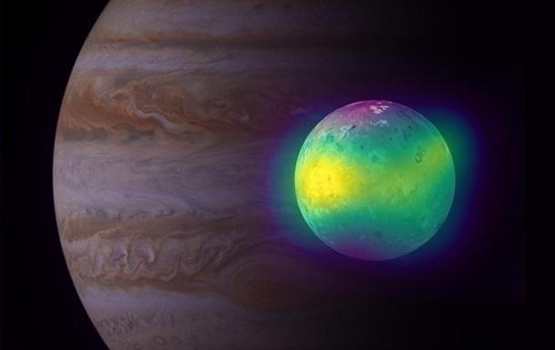 Астрономы выяснили, как появилась атмосфера спутника Юпитера