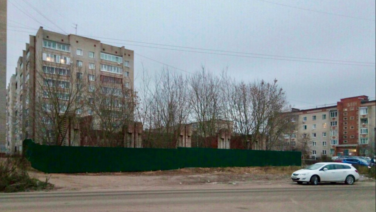 Аварийное здание снесли в Красноармейске