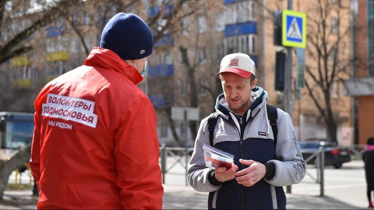 Бесплатный проезд в транспорте для волонтеров планируют организовать в Подмосковье