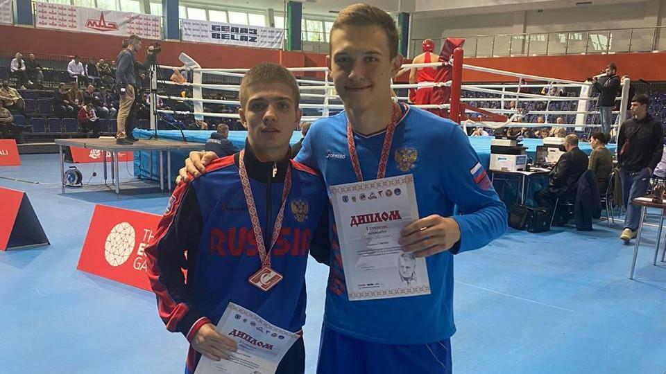 Боксер из Подмосковья стал победителем международного турнира