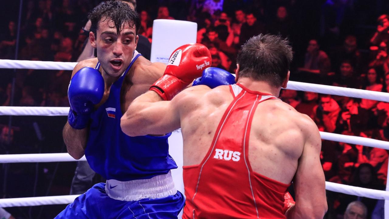 Боксерская сборная Московской области стала первой в общем зачете чемпионата ЦФО