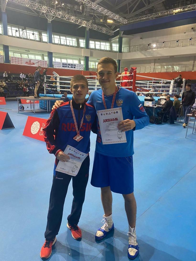 Боксёр из Подмосковья стал победителем международного турнира