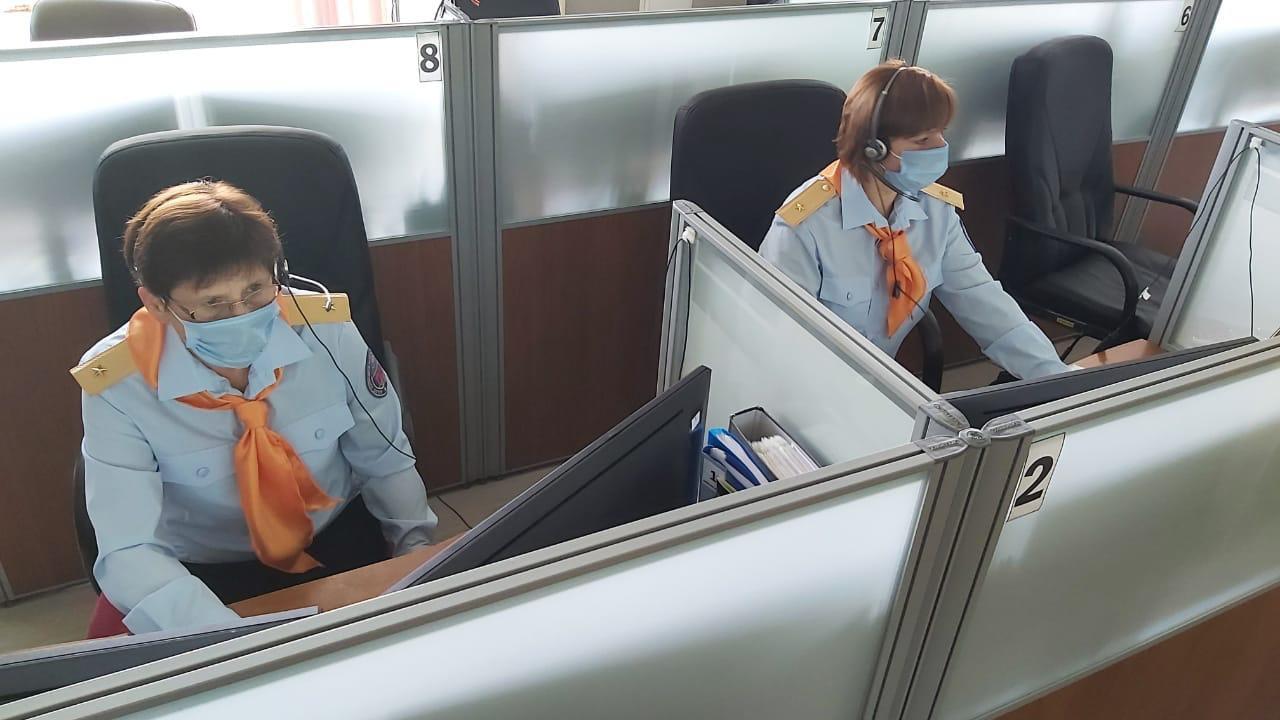 Более 220 тыс. вызовов приняли операторы системы-112 Подмосковья за неделю