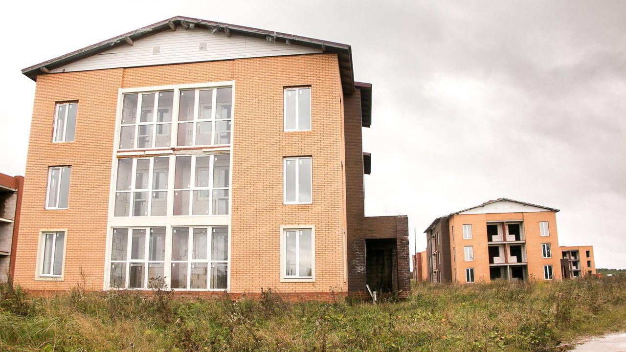 Более 24 тыс. обманутых дольщиков Подмосковья получат квартиры за три года