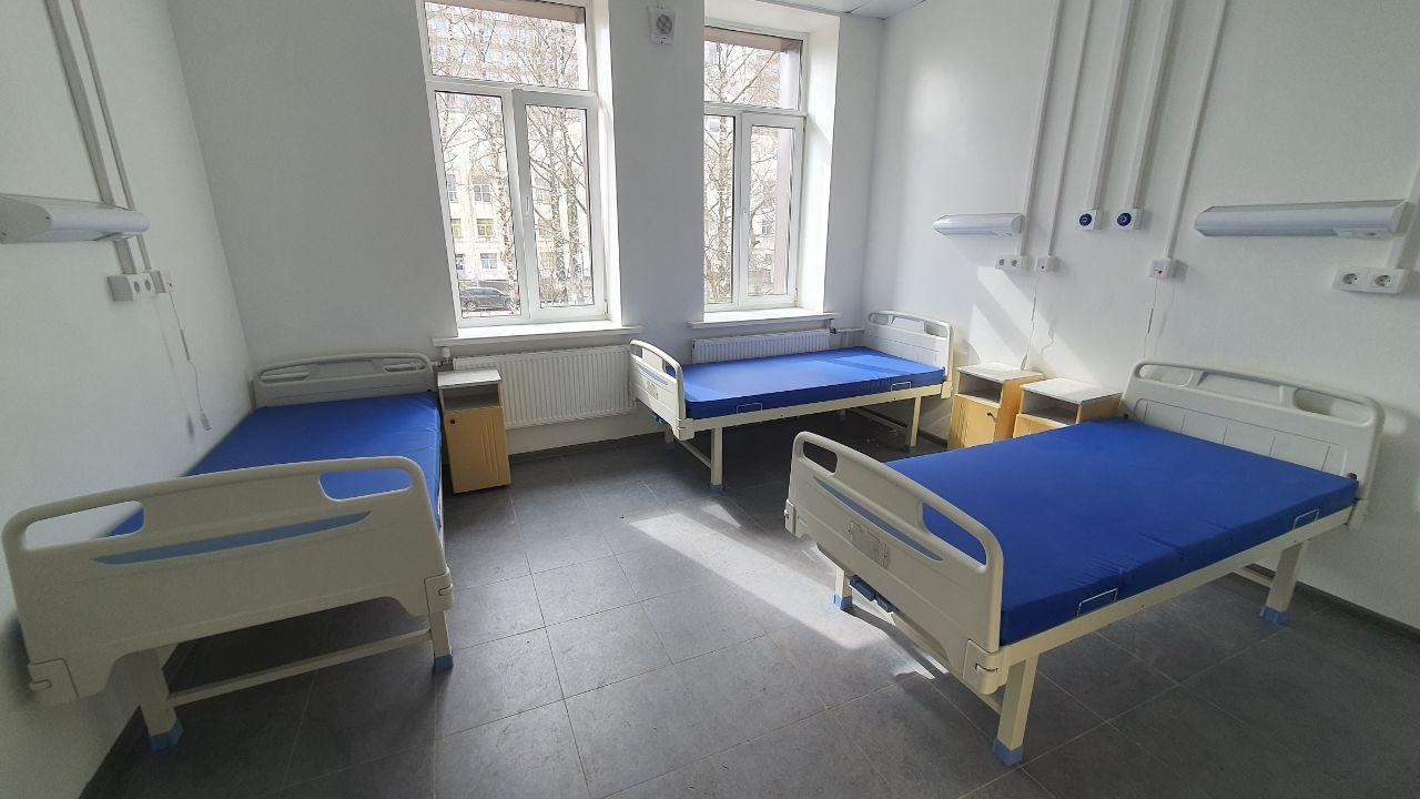 Более 3 тыс. коек для пациентов с коронавирусом развернут в Подмосковье в начале ноября