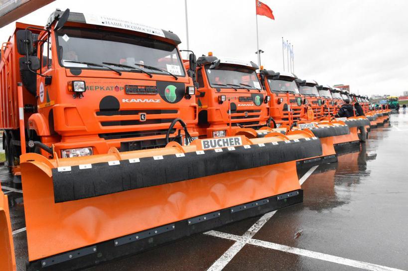 Более 50 округов Московской области подготовились к зиме
