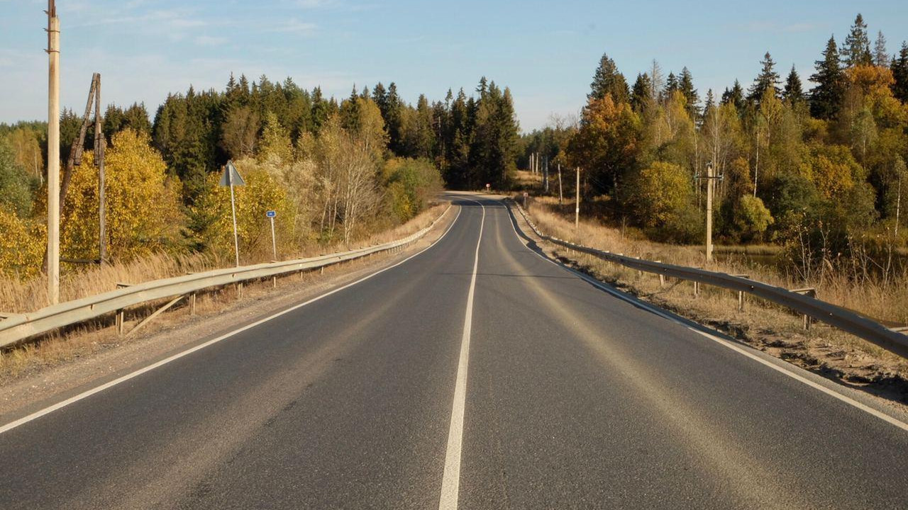 Более 60 км дорог отремонтировали в Истре