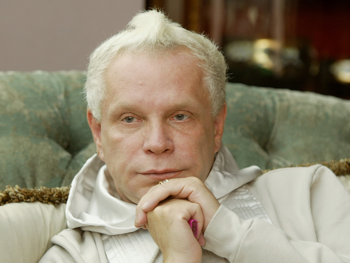 Больной Борис Моисеев перестал вставать с постели