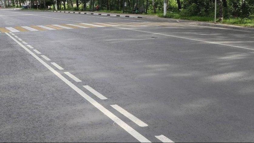 Часть дороги с подъездом к источнику «Гремячий ключ» отремонтируют в Сергиевом Посаде
