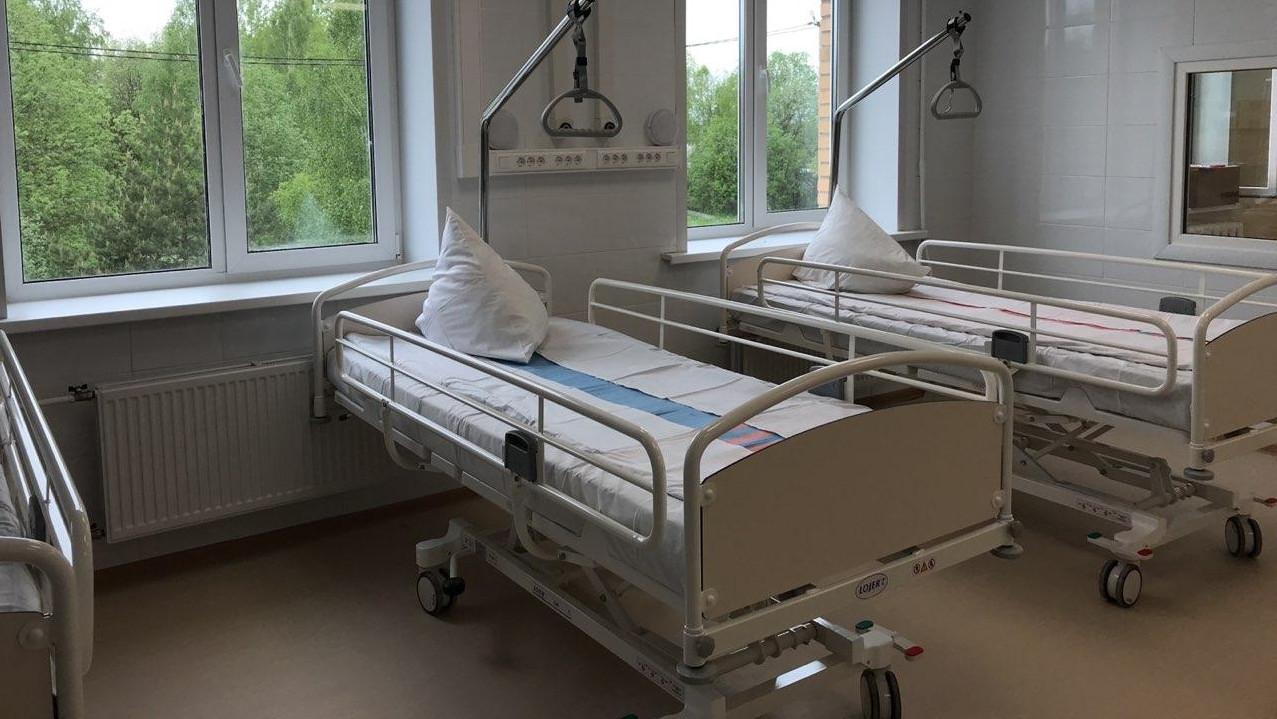 Детей с тяжелыми осложнениями после Covid-19 лечат в Химках