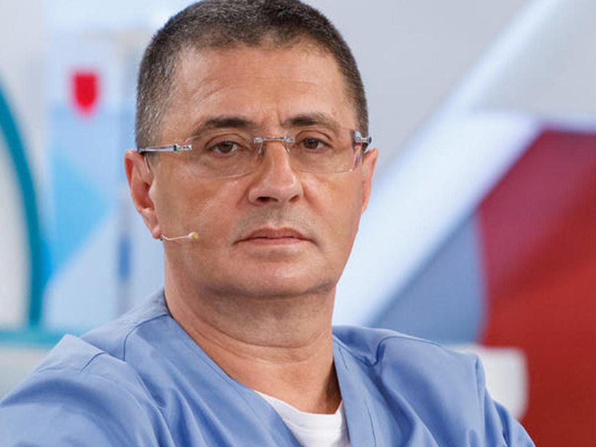 Навальному ответил доктор Мясников и омские врачи